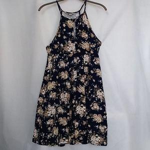 Women's AEO Soft & Sexy Dress Midi Size M NWOT